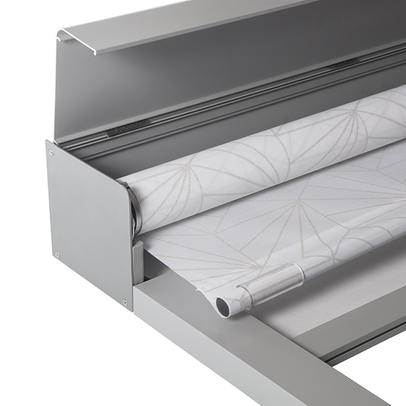 Bandalux Zi-Box Duo roller shade